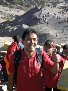 FOTO BERSAMA HOLIDAY TRIP TO BROMO 2013 5