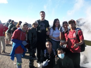 FOTO BERSAMA HOLIDAY TRIP TO BROMO 2013 6