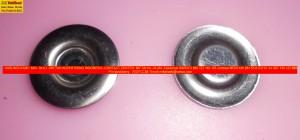 PLAT STAINLESS BUAT TEMPAT MAGNET PIN (5)