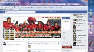 MIFTAH ADVERTISING INDONESIA ON FACE BOOK
