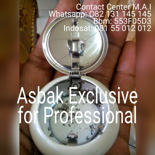 ASBAK UNIK & EXCLUSIVE