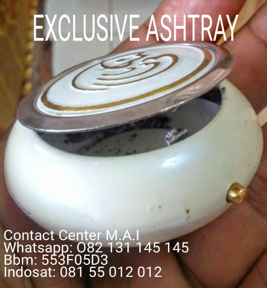 Exclusive Ashtray