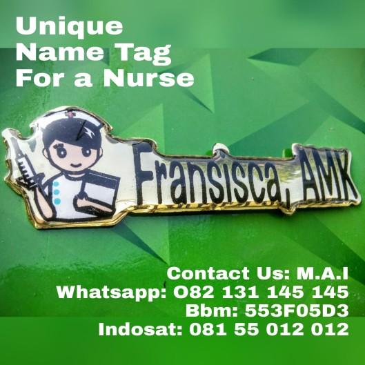 tmp_3097-unique name tag for a Nurse-1332185777