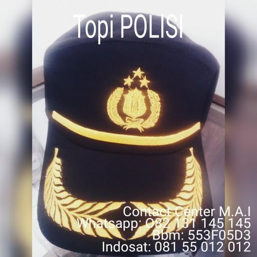 Topi Polisi