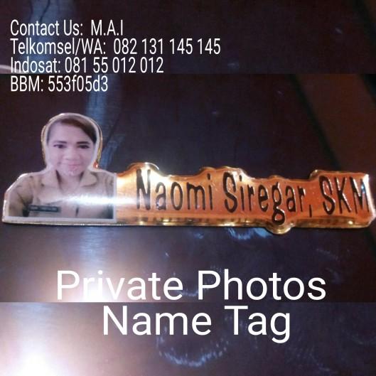 nama dada dengan foto