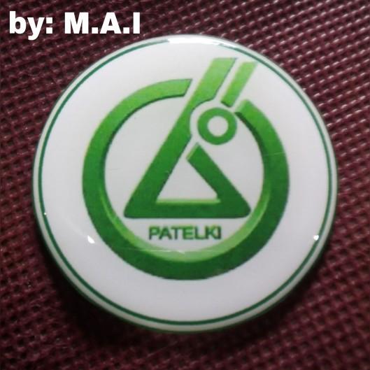 Pin Patelki