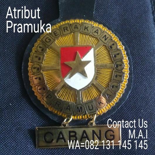 atribut Pramuka