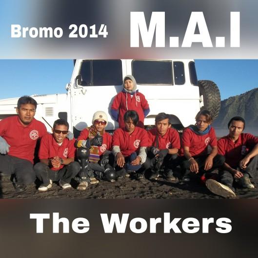 Bromo, MAI
