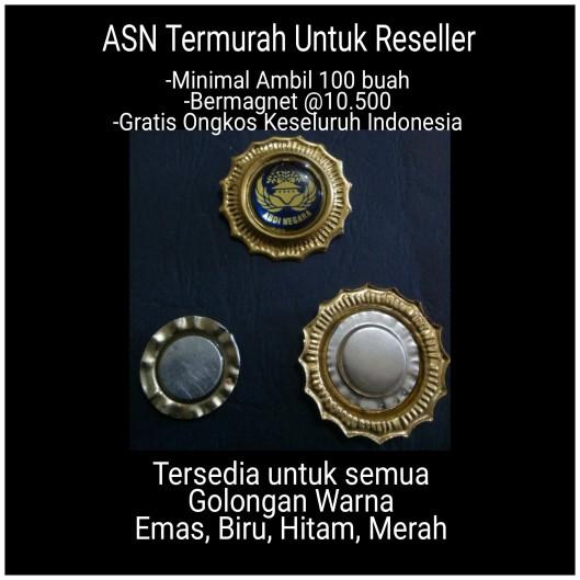 ASN Murah Magnet