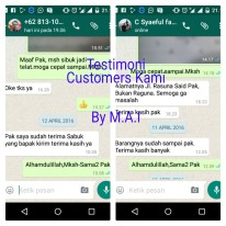 Testimoni Customers kami