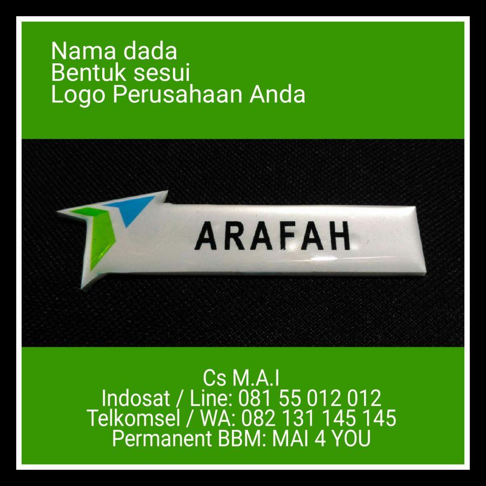M.A.I – Pusat Nama Dada Indonesia