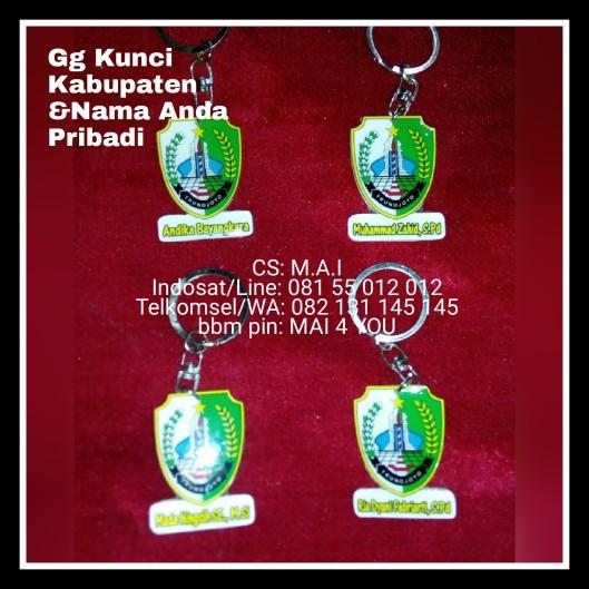 Gg Kunci Nama kabupaten&Anda Pribadi