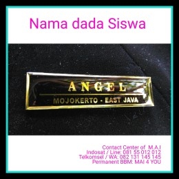 MAI nama dada Siswa