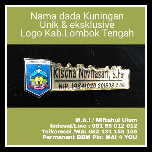 Nama dada Lombok Rengah,Nusa tenggara