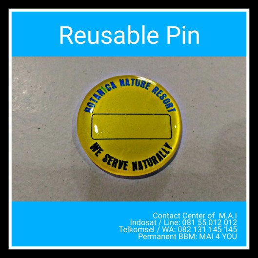 Reusable Pin By M.A.I