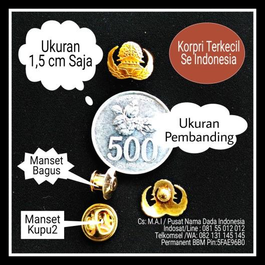 KORPRI TERKECIL SE INDONESIA, KARYA TERBAIK KAMI