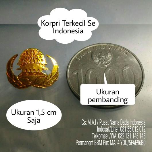 Korpri terkecil se Indonesia